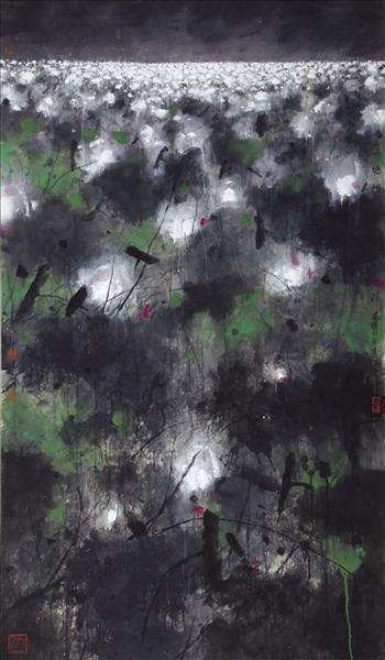 荷塘·2011No.005